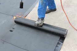 Residential flat roofs in OK